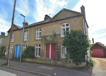 Thumbnail 2 bedroom end terrace house for sale in Church Street, Willingham, Cambridge