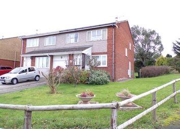 Thumbnail 1 bed flat for sale in Rhodfa Lwyd, Llysfaen, Colwyn Bay, Conwy