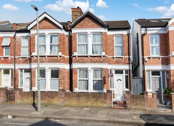 Thumbnail 3 bed end terrace house for sale in Rostella Road, London
