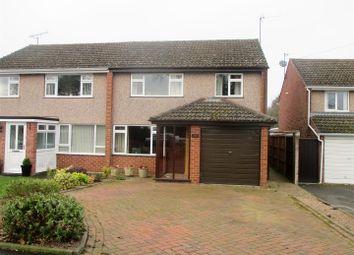 Thumbnail 3 bed semi-detached house for sale in Preston Street, Shrewsbury
