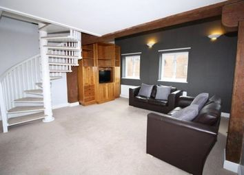 Thumbnail 3 bed flat to rent in Love Lane, Newcastle Upon Tyne