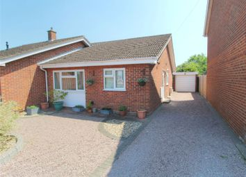 Thumbnail 2 bed semi-detached bungalow for sale in 36 Arlington Gardens, Attleborough, Norfolk