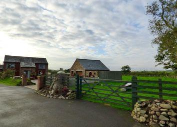 Thumbnail 3 bed detached house for sale in Kirkland Farm, Wigton, Cumbria