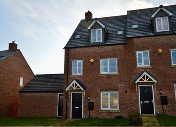 Thumbnail 4 bed semi-detached house for sale in Damson Avenue, Malton