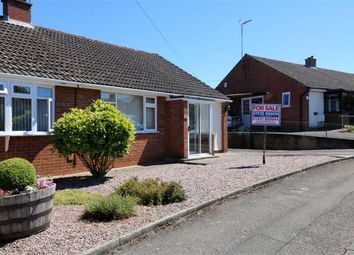 Thumbnail 2 bed semi-detached bungalow for sale in Johnstone Road, Newent