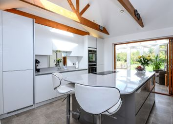 Thumbnail 4 bed bungalow for sale in Basingstoke Road, Spencers Wood, Reading