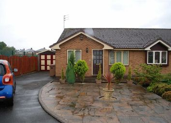 Thumbnail 2 bed semi-detached bungalow for sale in Tregaer Fold, Middleton, Manchester