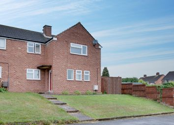 Thumbnail 4 bed end terrace house for sale in Catherine Close, Charford, Bromsgrove