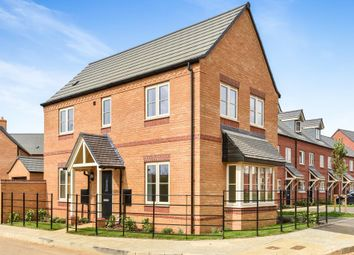 Thumbnail 3 bed detached house for sale in Tony Humphries Road, Banbury