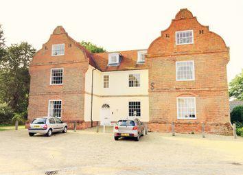Thumbnail 2 bedroom flat to rent in Leiston Hall, Leiston, Suffolk