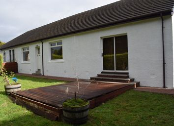 Thumbnail 4 bed semi-detached bungalow for sale in Moss-Side, Carronbridge