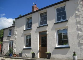 Thumbnail 4 bedroom detached house for sale in Heol Twrch, Lower Cwmtwrch, Swansea