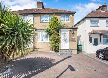 Thumbnail 3 bed semi-detached house for sale in Oakdene Road, Watford