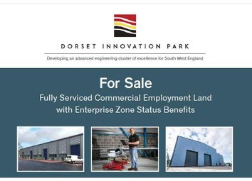 Thumbnail Light industrial for sale in Dorset Innovation Park, Wool