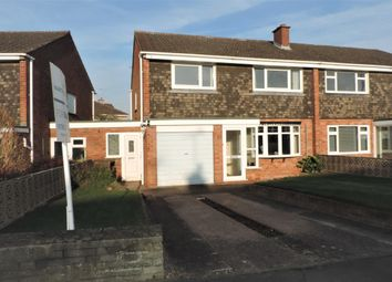 3 bed semi-detached house for sale in Brean Road, Stafford ST17