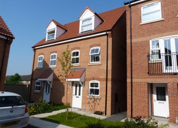 Thumbnail 3 bed semi-detached house to rent in Eastfield Court, Hessle
