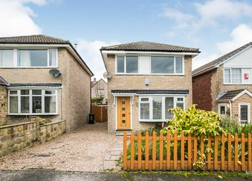 Thumbnail 3 bed detached house for sale in Ashfield Drive, Halifax, West Yorkshire