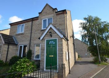 Thumbnail 2 bed semi-detached house to rent in Hayfield Way, Ackworth, Pontefract