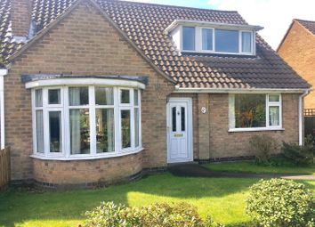 Thumbnail 3 bed semi-detached bungalow for sale in Mancetter Road, Nuneaton