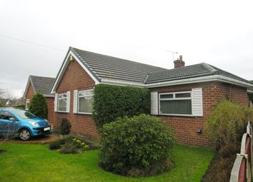 Thumbnail 2 bed detached bungalow for sale in Greenfield Road, Waverton, Chester