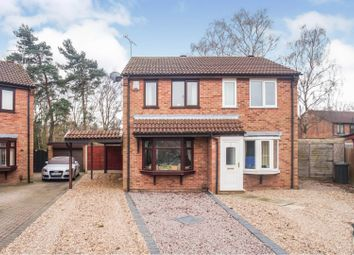 Thumbnail 2 bed semi-detached house for sale in Stenigot Road, Doddington Park