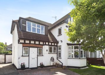 Thumbnail 4 bed detached house for sale in North Crescent, Finchley