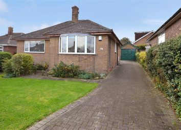 Thumbnail 2 bed detached bungalow for sale in Norwood Road, Hemsworth, Pontefract