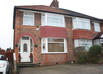 Thumbnail 3 bed semi-detached house for sale in Orchard Grove, Edgware, Middlesex, U.K