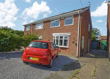 Thumbnail 3 bed semi-detached house for sale in Green Island, Bilton, East Yorkshire