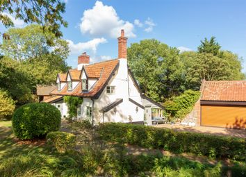 Thumbnail 5 bed detached house for sale in Silver Green, Hempnall, Norwich