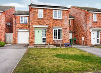 Thumbnail 4 bed detached house for sale in Kirklington Road, Rainworth
