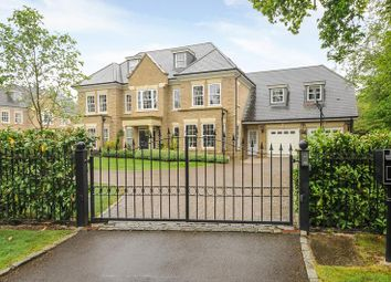 Thumbnail 6 bed detached house to rent in Devenish Road, Sunningdale