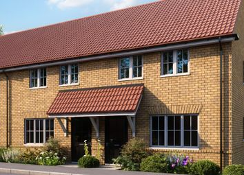 Thumbnail 2 bed detached house for sale in Homefield, Cheddon Fitzpane, Taunton