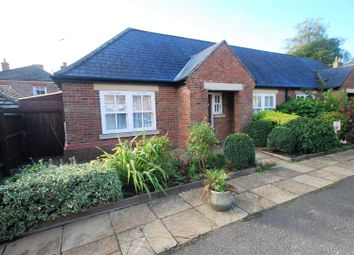 Thumbnail 2 bed semi-detached bungalow for sale in Albert Street, Holbeach, Spalding