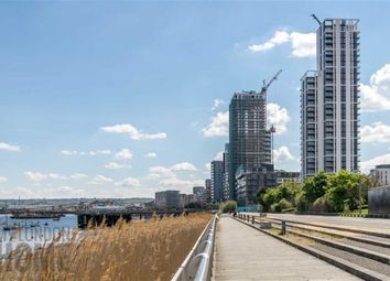 Thumbnail 2 bed property for sale in The Waterman, North Greenwich, London