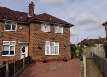 Thumbnail 3 bed terraced house for sale in Burnham Avenue, Yardley, Birmingham