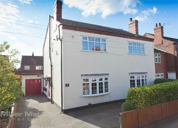 Thumbnail 4 bed cottage for sale in Church Lane, Culcheth, Warrington, Cheshire