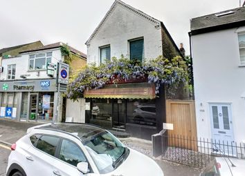 Thumbnail Restaurant/cafe to let in Canbury Park Road, London