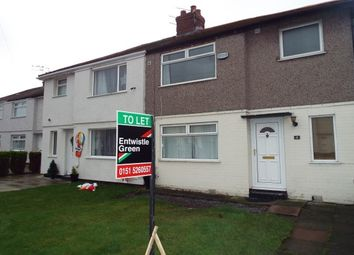 Thumbnail 3 bed property to rent in Weston Grove, Maghull, Liverpool