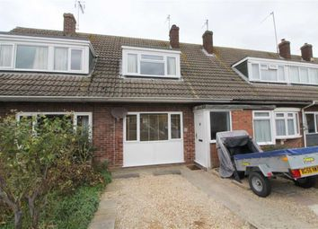 Thumbnail 2 bed terraced house for sale in Nutley Avenue, Tuffley, Gloucester