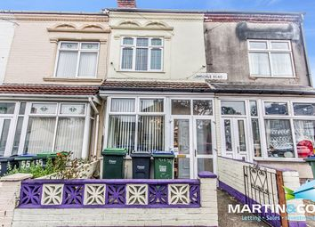 Thumbnail 4 bed terraced house for sale in Lonsdale Road, Smethwick