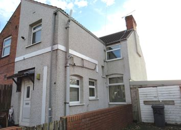 Thumbnail 2 bed end terrace house for sale in Doe Quarry Terrace, Dinnington, Sheffield