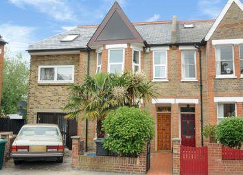 Thumbnail 5 bed end terrace house for sale in Gordon Avenue, Twickenham