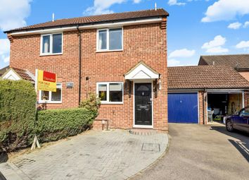 Thumbnail 2 bed semi-detached house for sale in Wilfred Way, Thatcham