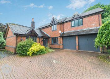 Thumbnail 4 bedroom detached house for sale in Ravens Wood, Heaton, Bolton, Lancashire