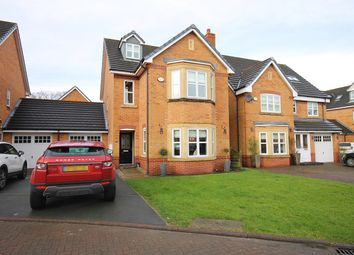 Thumbnail 5 bedroom detached house for sale in Montgomery Close, Great Sankey, Warrington