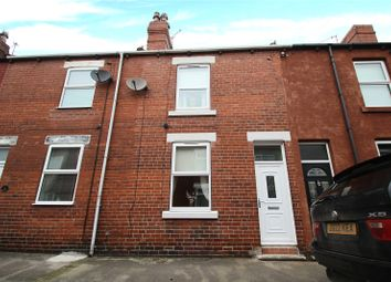 Thumbnail 2 bed terraced house for sale in Lodge Street, Hemsworth