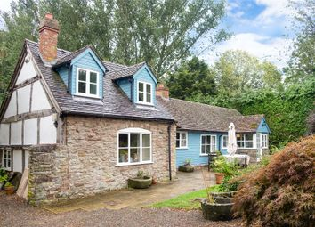 Thumbnail 2 bed cottage for sale in Lower Hayton, Ludlow, Shropshire