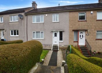 Thumbnail 3 bedroom terraced house for sale in Esk Drive, Paisley