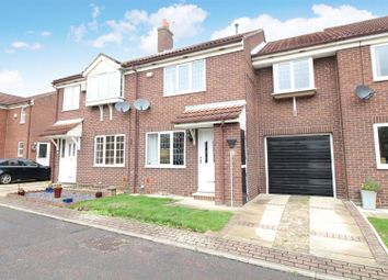 Thumbnail 3 bed town house for sale in Rosewood Court, Rothwell, Leeds